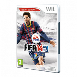 FIFA 14 Wii (SP)