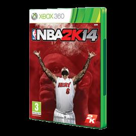 NBA 2k14 Xbox360 (SP)