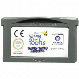 Winnie the Pooh's Rumbly Tumbly Adventure GBA