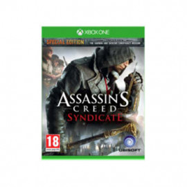 Assassin's Creed Syndicate Ed. Especial Xbox One (SP)