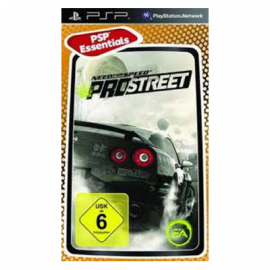 Need for Speed Pro Street Essentials PSP (SP)