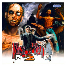 The House Of the dead 2 DC (SP)