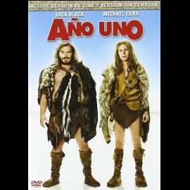 Año Uno DVD
