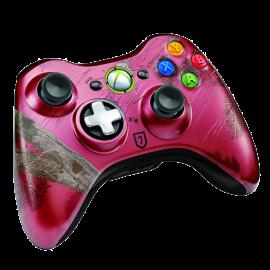 Mando Microsoft Wireless Ed. Tomb Raider Xbox360