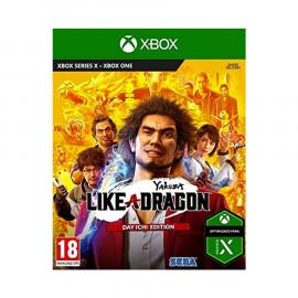 Yakuza: Like a Dragon Edicion Day Ichi Xbox One (SP)