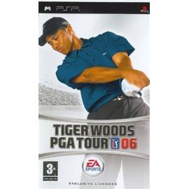 Tiger woods PGA Tour 06 PSP (SP)