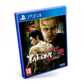 Yakuza Kiwami 2 PS4 (UK)