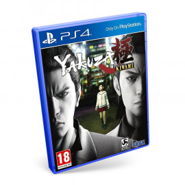 Yakuza Kiwami PS4 (UK)