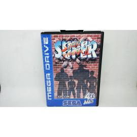 Super Street Figter II Mega Drive A