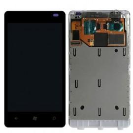 Display Completo Nokia Lumia 800 Negro