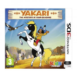 Yakari: The Mystery Of Four Seasons 3DS (SP)