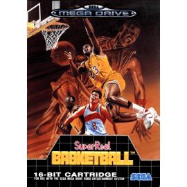 Super Real Basketball Sega Mega Drive A