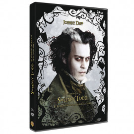 Sweeney Todd DVD