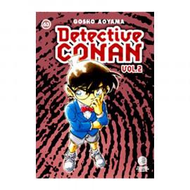 Manga Detective Conan Volumen 2 Planeta 63