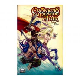 Manga Cronicas de Mesene Alvar