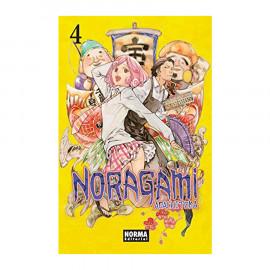 Manga Noragami Norma 04
