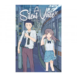 Manga Silent Voice Milky Way 03