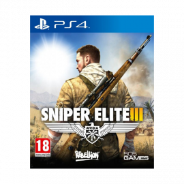 Sniper Elite III PS4 (SP)