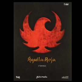 Aguila Roja Temporada 2 (13 Cap) DVD