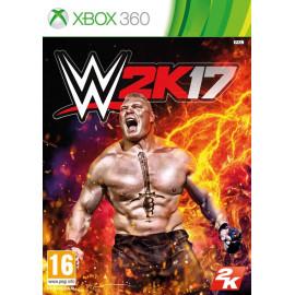WWE 2K17 Xbox360 (SP)