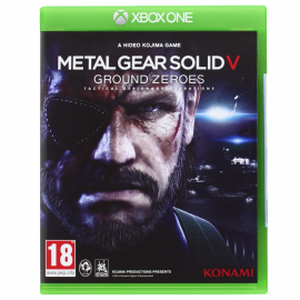 Metal Gear Solid V: Ground Zeroes Xbox One (SP)