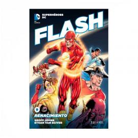 Comic Flash Renacimiento ECC