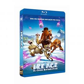 Ice Age: El Gran Cataclismo BluRay (SP)