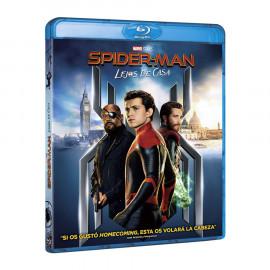Spider-Man: Lejos De Casa (2019) Bluray (SP)