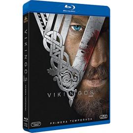 Vikingos Temporada 1 BluRay (SP)