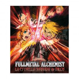 Fullmetal Alchemist: La Estrella Sagrada de Milos BluRay (SP)