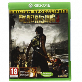 Dead Rising 3 Edicion Apocalipsis Xbox One (SP)