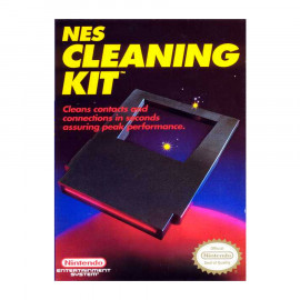 NES Cleaning Kit A