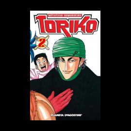 Manga Toriko Planeta 02