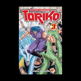 Manga Toriko Planeta 03