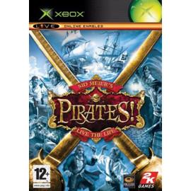 Pirates sid meier's live the life Xbox (SP)