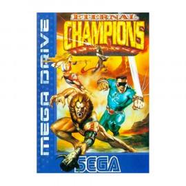 Eternal Champions Mega Drive A
