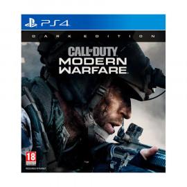 Call of Duty: Modern Warfare (2019) Dark Ed (Goggles, Stand) PS4 (SP)