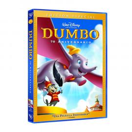 Dumbo 70 Aniversario DVD