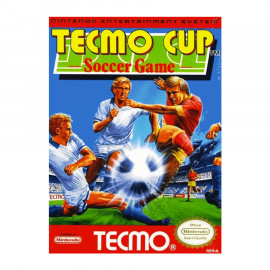 Tecmo Cup NES A