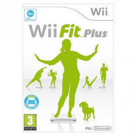 Wii Fit Plus Wii (SP)