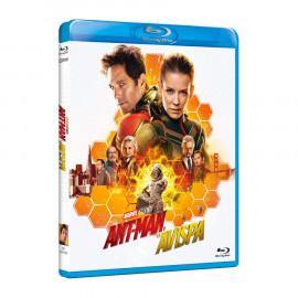 Ant Man y La Avispa BluRay (SP)