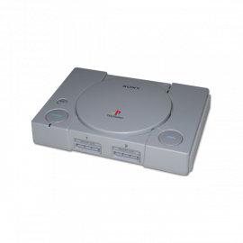 Play Station 1 (Sin Mando)