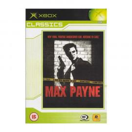 Max Payne Xbox (UK)