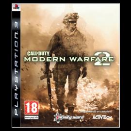 Call of Duty Modern Warfare 2 PS3 (SP)