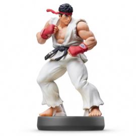 Figura Amiibo Ryu Super Smash Bros