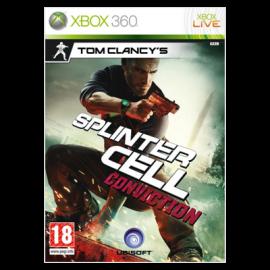 Splinter Cell Conviction Xbox360 (SP)