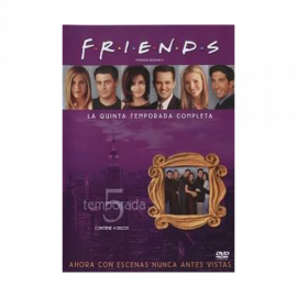 Friends Temporada 5 (24 Episodios) DVD