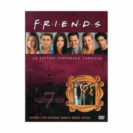 Friends Temporada 7 (24 Episodios) DVD