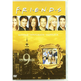 Friends Temporada 9 (24 Episodios) DVD