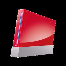 Wii Roja (Sin Mando)